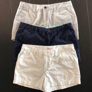 Merona bundle of shorts